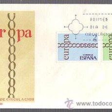Sellos: SOBRE PRIMER DIA DE CIRCULACION. EUROPA. AÑO 1971. Lote 51422332