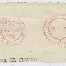 Sellos: FRANQUEO MECÁNICO Nº 6040, PUBLIENVIO, CORNELLA (AÑO1970). Lote 52159319