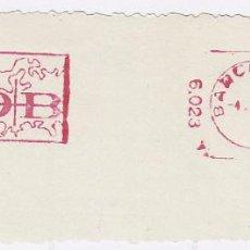 Sellos: FRANQUEO MECÁNICO Nº 6023, DB, BARCELONA (AÑO1970). Lote 52159376