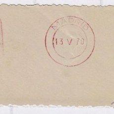 Sellos: FRANQUEO MECÁNICO Nº 5965, MACNOR, SA (AÑO1970). Lote 52159819