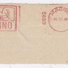 Sellos: FRANQUEO MECÁNICO Nº 5869, LATINO (AÑO1971). Lote 52160347