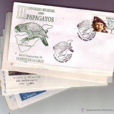 Selos: LOTE 10 SOBRES 1º DIA DE CANARIAS- TENERIFE/GRAN CANARIA. Lote 52774799