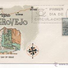 Selos: MOGROVEJO (PICOS DE EUROPA). SPD. MADRID 1965. Lote 52865257