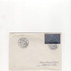 Sellos: SOBRE. GRACIA, XL EXPOSICION FILATELICA, BARCELONA, 1989.. Lote 56167149