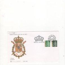 Sellos: SOBRE PRIMER DIA DE CIRCULACION, SERIE BASICA DE SU MAJESTAD EL REY, MADRID, 1997.. Lote 57488521