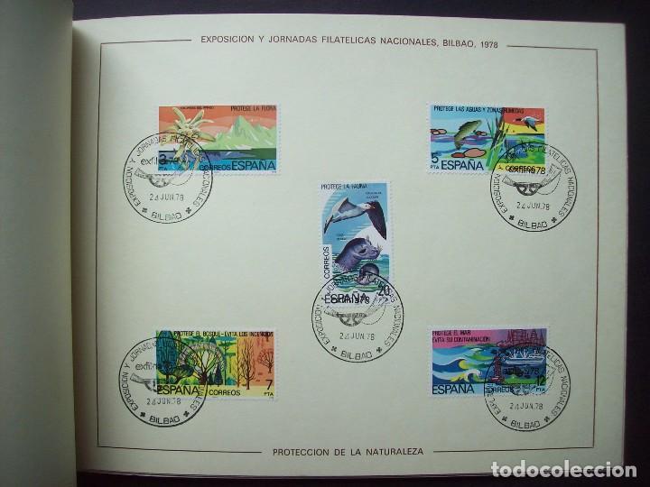 Sellos: EXFILNA BILBAO 1978 . EXPOSICION Y JORNADAS FILATELICAS NACIONALES - Foto 4 - 61439063