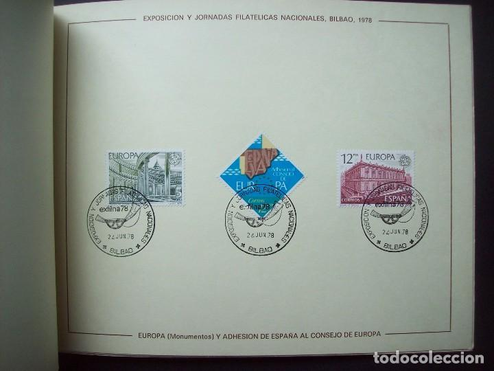 Sellos: EXFILNA BILBAO 1978 . EXPOSICION Y JORNADAS FILATELICAS NACIONALES - Foto 5 - 61439063
