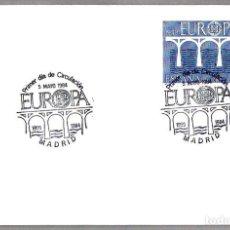 Sellos: MATASELLOS PRIMER DIA - EUROPA - CEPT. MADRID 1984. Lote 71669767