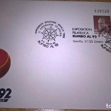Briefmarken - Rumbo al 92. Sevilla. Expo 92 - 72769899