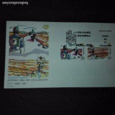 Sellos: LITERATURA E. PERSONAJES FICCION AÑO 94 EDIFIL 3303-3304. Lote 73774687
