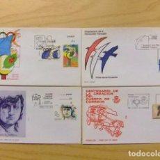 Sellos: ESPAÑA ESPAGNE 1989 FDC 23 SOBRES ENTRE LOS Nº EDIFIL 2986 / 3037 VER FOTOS. Lote 75830415