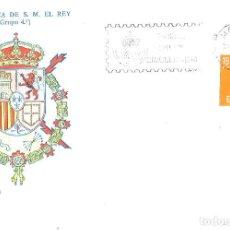 Sellos: SERIE BÁSICA DE SM EL REY. 1980. Lote 75842247