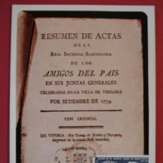 Sellos: TARJETA MAXIMA -MATASELLO: II CENT. MUERTE XAVIER MARIA DE MUNIVE - SAN SEBASTIAN -1985.. R-4824. Lote 77959537