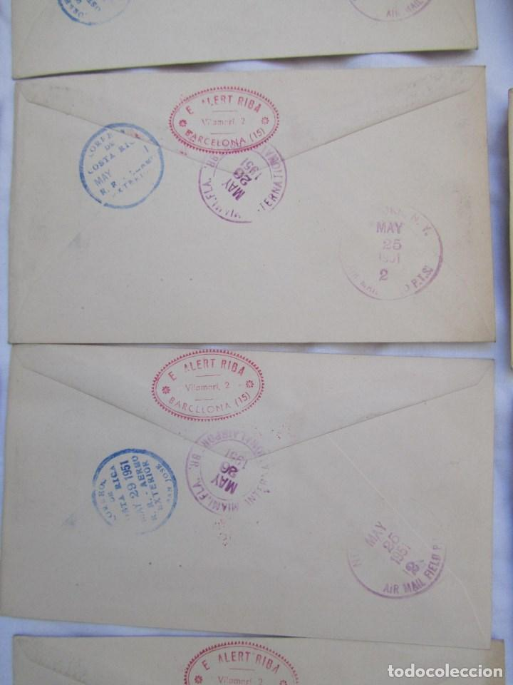 Sellos: 1951. Once sobres primer día V Centenario Isabel la Católica - Foto 6 - 79614477