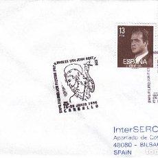 Briefmarken - SOBRE: 1996 CARBALLO. EXPO. FILATELICA FIESTAS PATRONALES SAN JUAN BAUTISTA - 80042293