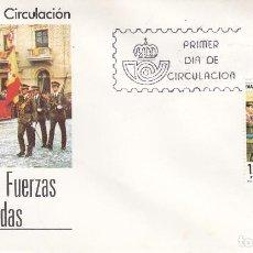Sellos: SOBRE: 1981 MADRID. DIA DE LAS FUERZAS ARMADAS. Lote 84857640