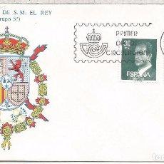 Sellos: ESPAÑA SPD SERIE BASICA JUAN CARLOS I . Lote 87166700