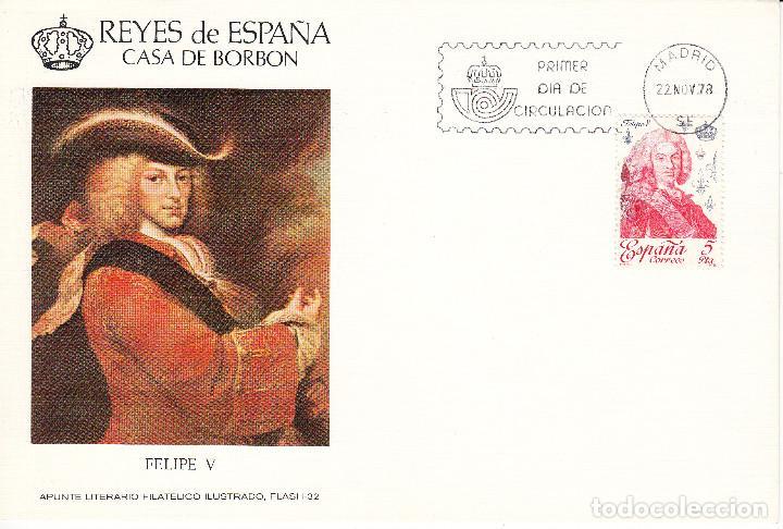 Sellos: 10 TARJETAS: 1978 MADRID. REYES DE ESPAÑA - CASA DE BORBON - ALFIL - TIRADA 1250 EJEMPLARES - Foto 11 - 95610095