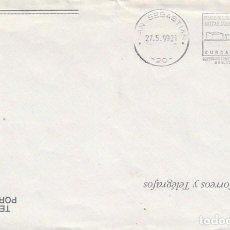 Sellos: AÑO 1999, PALACIO DE CONGRESOS DEL KURSAAL, MONEO, RODILLO (MUESTRA DE CORREOS. Lote 98868655