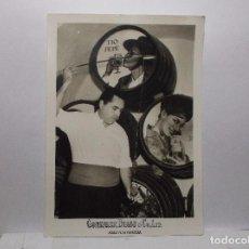 Sellos: FOTO DE VENECIADOR DE UNA BODEGA DE JEREZ DE LA FRA.- ANTIGUA. . Lote 101165091