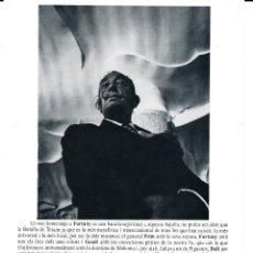 Sellos: 3 DOCUMENTOS FILATÉLICOS SPD SALVADOR DALI FIGUERES 22 ABRIL 1994. Lote 102358967