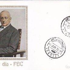 Sellos: MIGUEL PRIMO DE RIVERA CENTENARIO 1970 (EDIFIL 1976) RARO SPD MF MATASELLOS JEREZ DE LA FRONTERA MPM. Lote 103079243
