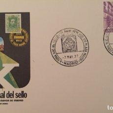 Sellos: SPD FERIA DEL SELLO 1977. Lote 105766388