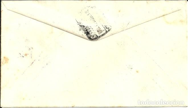 Sellos: SOBRE PRIMER DÍA - V CENTENARIO DE ISABEL LA CATÓLICA - MEDINA DEL CAMPO - 1951 - Foto 2 - 108404731