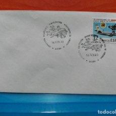 Briefmarken - ESPAÑA. AEROFILATELIA. EXPOSICION FILATELICA INAGURACION AEROPUERTO FORONDA. VITORIA. 1980 - 108795355