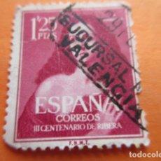 Sellos: MATASELLOS SUCURSAL VALENCIA Y SELLO. Lote 110099375