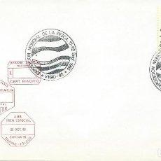 Sellos: 1985. SPAIN. VIGO. MATASELLOS/POSTMARK. EXPOSICIÓN MUNDIAL DE LA PESCA. FISHERY. ALIMENTACIÓN/FOOD.. Lote 111383679