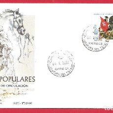 Briefmarken - 700 Aº Fiestas de San Juan. Matasello JEFATURA del ESTADO - 112047847