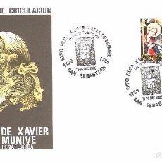 Briefmarken - II centenario de Xavier Mª de Munive, conde de Peñaflorida. 1985 - 114652407