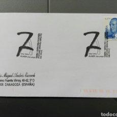 Sellos: BALEARES. MENORCA. 700 AÑOS FUNDACION DEL PUEBLO DE ALAIOR. 2004. Lote 115456458