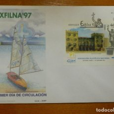 Francobolli: EDIFIL SH 3512 - PRIMER DIA CIRCULACIÓN - 4-10-1997 - SOBRE S.F.C - 27/97. Lote 116202183