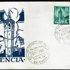 Sellos: EXPOSICION FILATELICA VALENCIA 1966. Lote 116496915