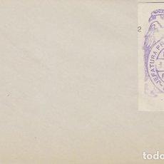 Sellos: AÑO 1964, FRANQUICIA DE LA JEFATURA PROVINCIAL DE SANIDAD DE HUESCA. Lote 118184431