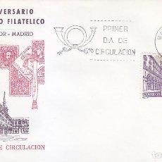 Briefmarken - MERCADO FILATELICO PLAZA MAYOR 50 L ANIVERSARIO 1977 (EDIFIL 2415) SPD SERVICIO FILATELICO BARCELONA - 118210635