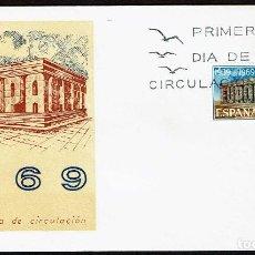 Sellos: SPD ESPAÑA 1969- EDIFIL 1921 : EUROPA 1969. Lote 118933151