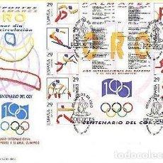 Sellos: ESPAÑA AÑO 1994 COMPLETO EN 27 SPD. Lote 121731643