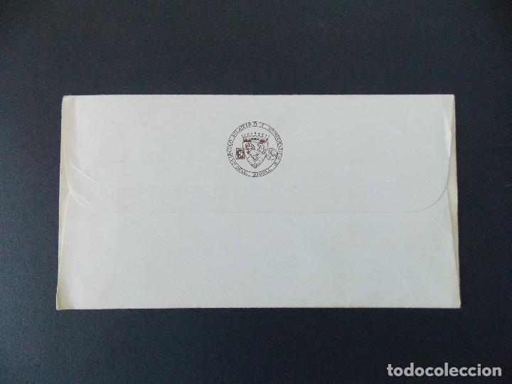 Sellos: SOBRE - MATASELLOS VIII EXPO FILATELICA I NUMISMATICA COMTE JOFRE - RIPOLL 1978.. R-9405 - Foto 2 - 122181947