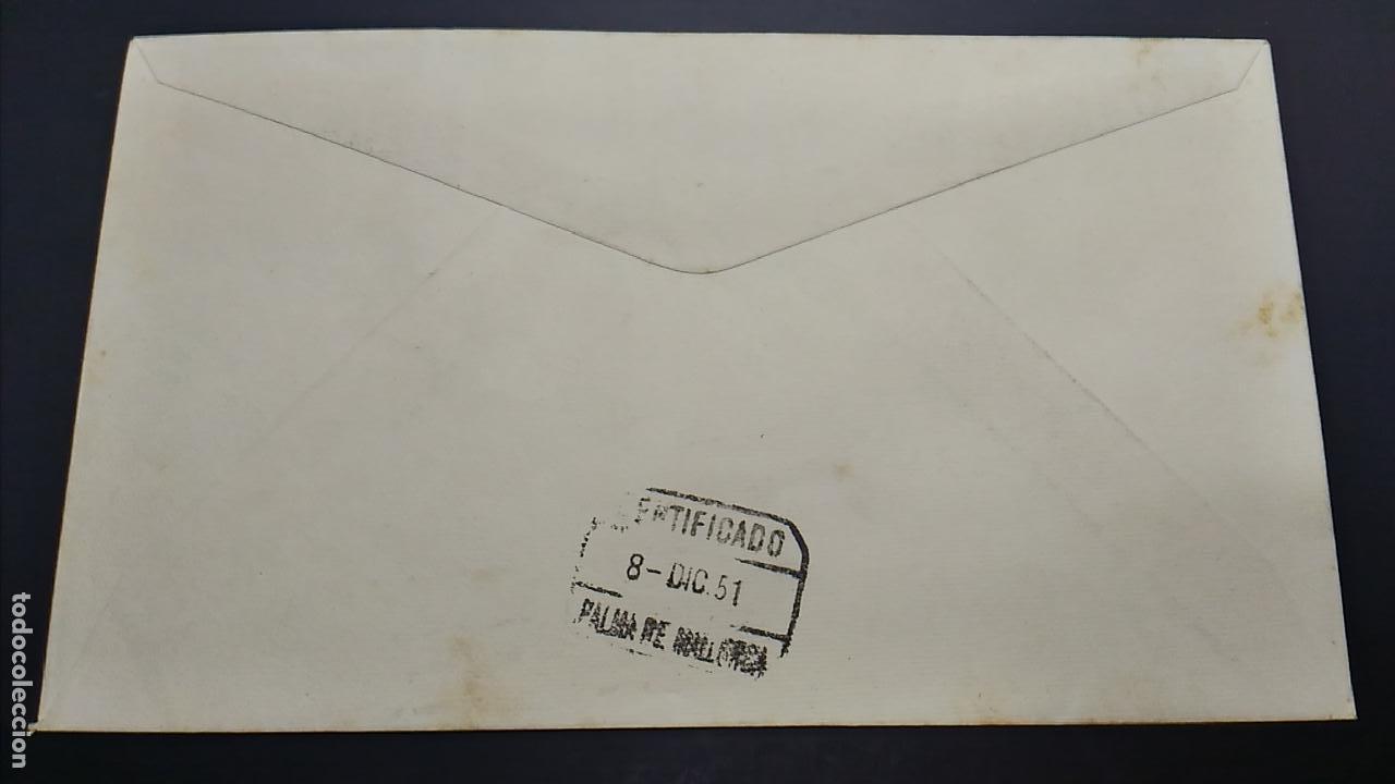 Sellos: II Exposición Nacional de Numismática. Madrid 2 de Diciembre de 1951. - Foto 2 - 123498019
