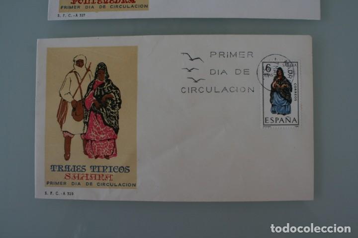 Sellos: COLECCION LOTE 33 SOBRE ENTERO POSTAL PRIMER DIA CORREOS CON SELLO INDICIUM SIN CIRCULAR AÑOS 60 - Foto 30 - 135331622