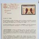 Sellos: SELLO UNIFORMES SE COREOS 1989 FILABO. Lote 140227917