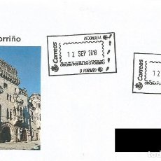 Sellos: ESPAÑA. MATASELLOS ESPECIAL. CAMINO DE SANTIAGO. O PORRIÑO. 2018. Lote 143080998