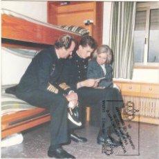 Sellos: TARJETA POSTAL: 1988 MADRID. 50 ANIVERSARIO NATILIO REYES DE ESPAÑA - JUAN CARLOS / SOFIA. Lote 144365966