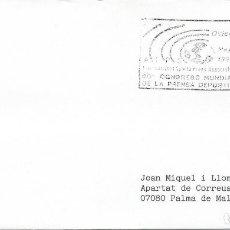 Sellos: 1997. SPAIN. OVIEDO. RODILLO/SLOGAN. CONGRESO MUNDIAL PRENSA DEPORTIVA. DEPORTES/SPORTS. PRESS.. Lote 145102118