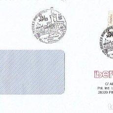 Sellos: AÑO 2001, FUENTE DE GAUDI EN EL PALACIO DE PEDRALBES, RODILLO. Lote 147069270