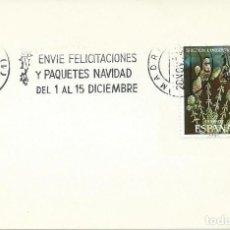 Sellos: 1974. MADRID. RODILLO/SLOGAN. ENVIE FELICITACIONES Y PAQUETES NAVIDAD. CHRISTMAS.. Lote 147558362