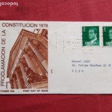 Sellos: 1978.SPD.PROCLAMACION DE LA CONSTITUCION.USADA.. Lote 155686418
